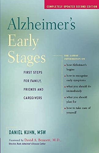 9780897933971: Alzheimer's Early Stages: First Steps for Family, Friends and Caregivers, 2nd edition
