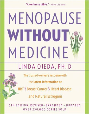 9780897934060: Menopause Without Medicine