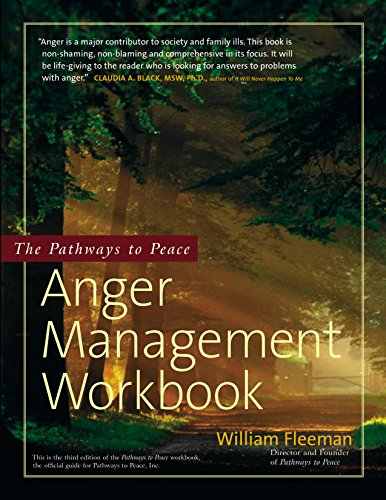 9780897934176: The Pathways to Peace Anger Management Workbook