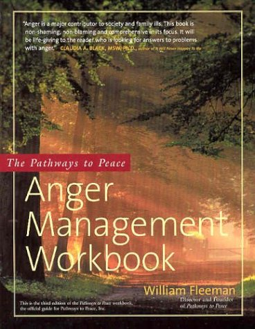 9780897934183: The Pathways to Peace Anger Management Workbook