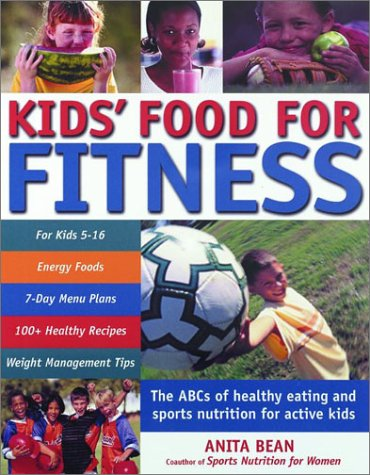 9780897934190: Kid's Food for Fitness