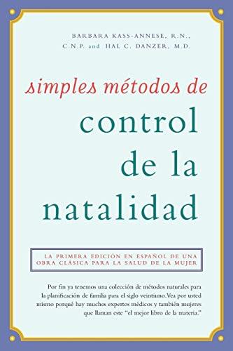 9780897934237: Simples métodos de control de la natalidad: Natural Birth Control Made Simple, Spanish-Language Edition
