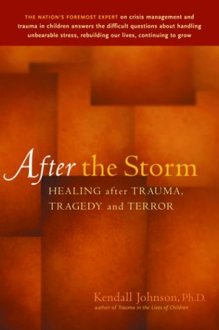 9780897934268: After the Storm: Healing After Trauma, Tragedy and Terror