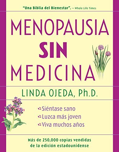 9780897934565: Menopausia Sin Medicina: Menopause Without Medicine, Spanish-Language Edition