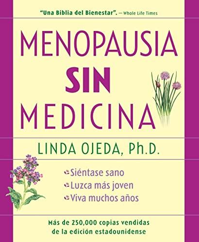 9780897934565: Menopausia Sin Medicina