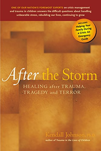 9780897934749: After the Storm: Healing After Trauma, Tragedy and Terror