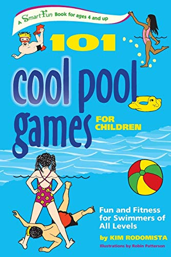 9780897934831: 101 Cool Pool Games for Children: Fun and Fitness for Swimmers of All Levels (SmartFun Activity Books)
