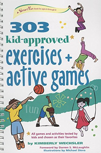 9780897936248: 303 Kid-Approved Exercises and Active Games (SmartFun Activity Books)