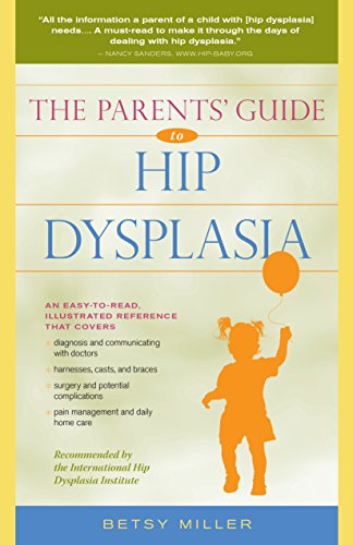 9780897936460: Parents' Guide To Hip Dysplasia