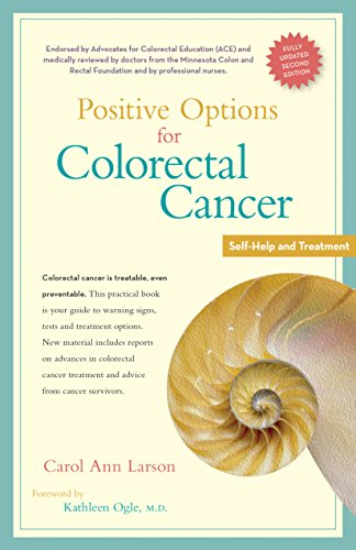 9780897936941: Positive Options for Colorectal Cancer: Self-Help and Treatment (Positive Options for Health)