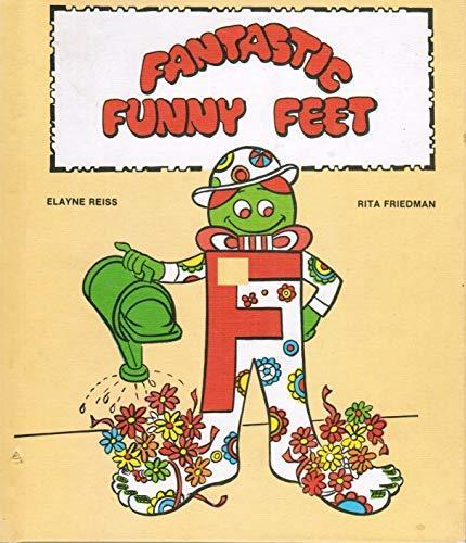 9780897969215: Fantastic Funny Feet