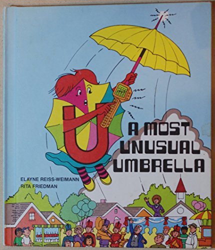 Most Unusual Umbrella (Read-to-Me): Reiss-Weimann, Elayne; Friedman, Rita