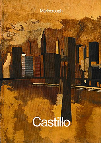 JORGE CASTILLO: PAINTINGS OF NEW YORK.: CASTILLO, Jorge.