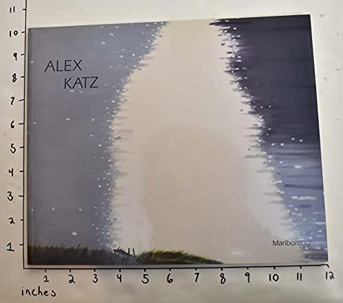 9780897970945: Alex Katz, paintings: November 10-December 4, 1993