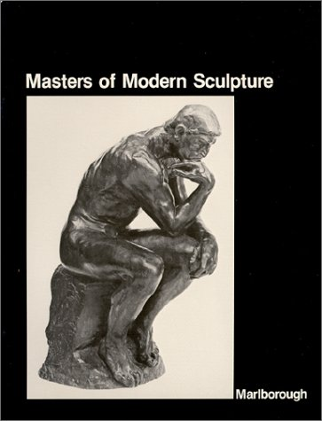 9780897971799: Masters of Modern Sculpture