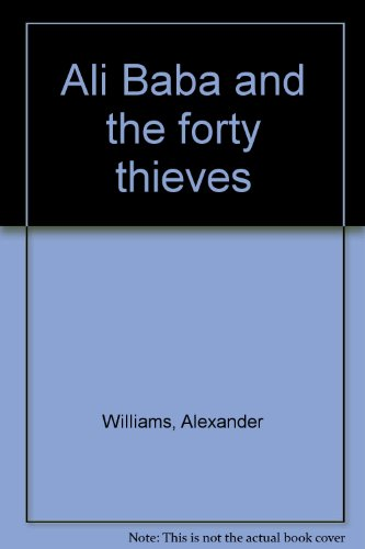 9780897990561: Ali Baba and the forty thieves