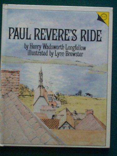 Paul Revere's ride: Henry Wadsworth Longfellow,