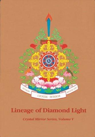 9780898002393: Lineage of Diamond Light Crystal Mirror 5
