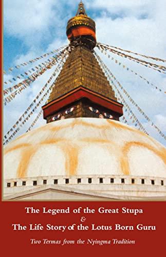 The Legend of the Great Stupa/ mChod: Padmasambhava/ Tsogyal, Yeshe