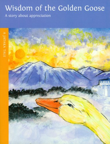 9780898004342: Wisdom of the Golden Goose (Jataka Tales (Paperback))