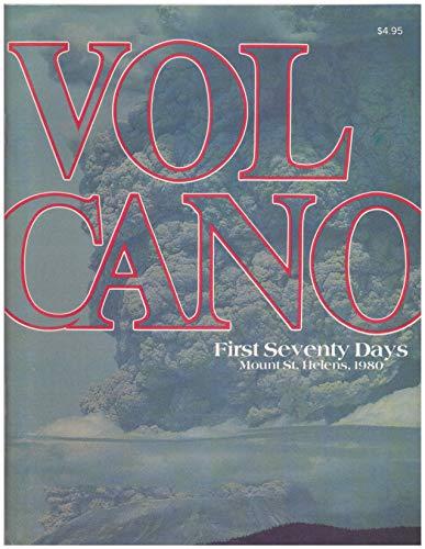9780898021783: Volcano: Mount St. Helens, 1980