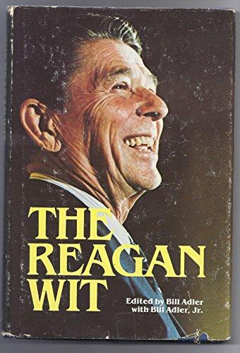 REAGAN WIT: Adler, Bill, Jr.; Reagan, Ronald