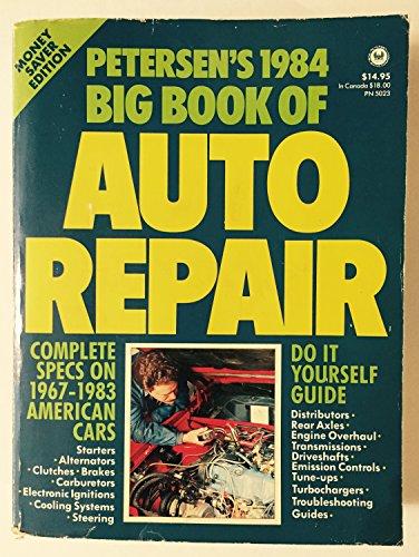9780898031348: Big Book of Auto Repair, 1984