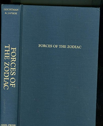 9780898040388: Forces of the Zodiac: Companions of the Soul