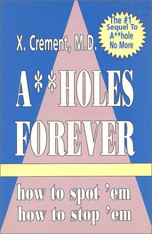 9780898048070: Assholes Forever (The Asshole Saga, Volume 2)