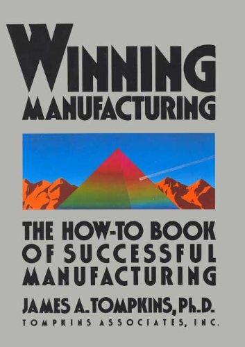 9780898061079: Winning Manufacturing