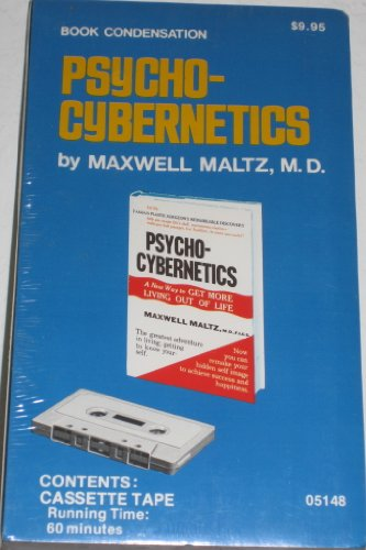 9780898110135: Psycho-Cybernetics/Cassette