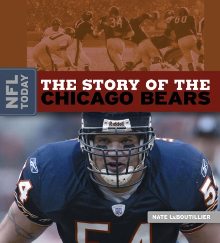 9780898125337: NFL Today: The Story of the Chicago Bears