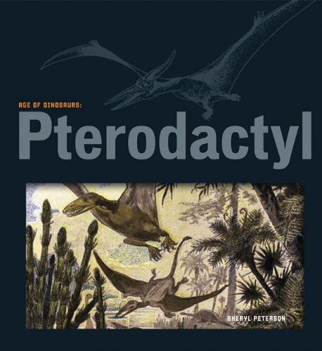 9780898125405: Age of Dinosaurs: Pterodactyl