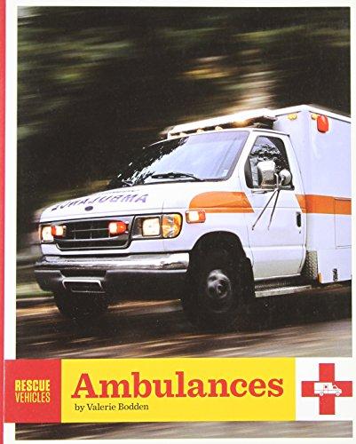 9780898125757: Ambulances