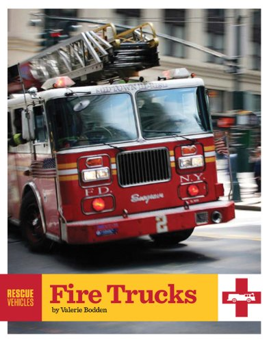 9780898125771: Fire Trucks (Rescue Vehicles (Paperback))