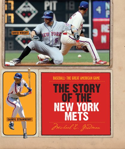 9780898126464: The Story of the New York Mets (Baseball: The Great American Game)