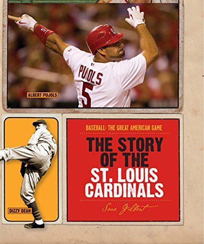 9780898126518: The Story of the St. Louis Cardinals (Baseball: The Great American Game)