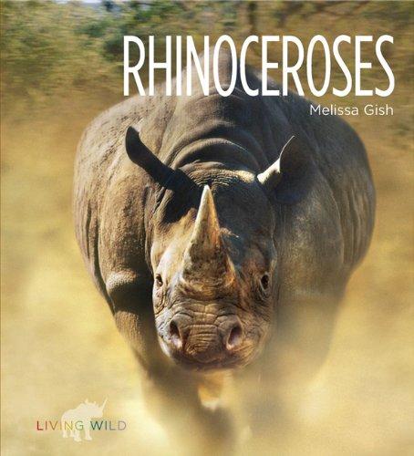 9780898126754: Living Wild: Rhinoceroses