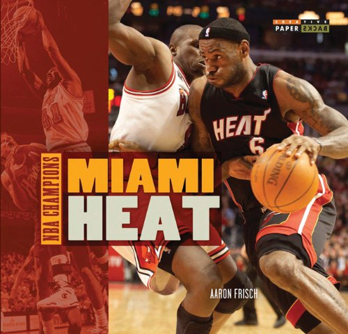 9780898127126: NBA Champions: Miami Heat