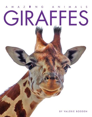 9780898127416: Amazing Animals: Giraffes