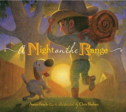 9780898128291: A Night on the Range