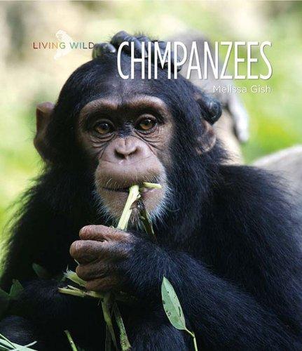 Living Wild: Chimpanzees: Gish, Melissa
