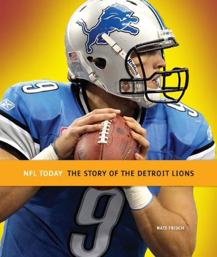 9780898128550: NFL Today: Detroit Lions