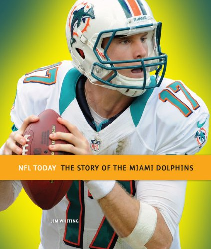 9780898128611: The Story of the Miami Dolphins