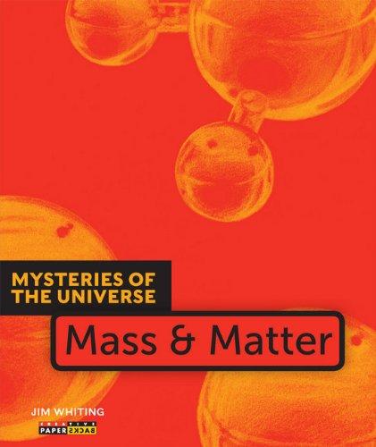 9780898129168: Mysteries of the Universe: Mass & Matter