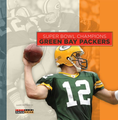 Super Bowl Champions: Green Bay Packers: Aaron Frisch