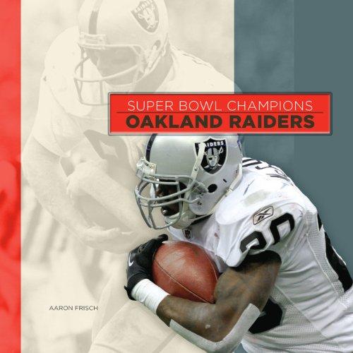 9780898129632: Super Bowl Champions: Oakland Raiders