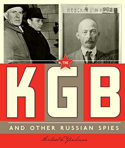 9780898129700: The KGB and Other Russian Spies (Spies Around the World)