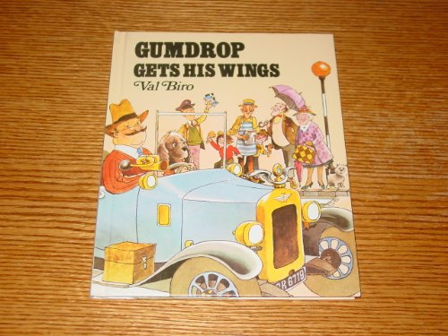 Gumdrop Gets His Wings (9780898130539) by Biro, Val