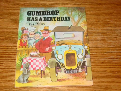 Gumdrop Has a Birthday (9780898130553) by Val Biro